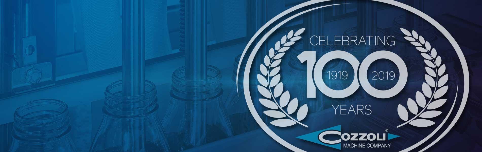 Cozzoli Machine Company 100 Year Anniversary